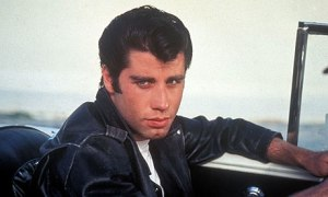 John Travolta - Grease / a Google image