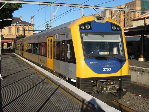 Newcastle Station - a Google image