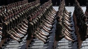 APTOPIX North Korea Staged in Pyongyang