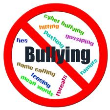 Stop bullying - a Google image