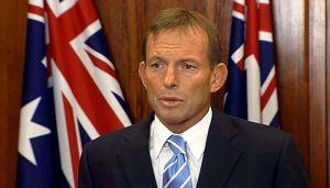 Tony Abbott - a Google image