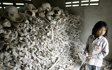 Cambodia Genocide Trial