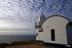 Tacking Point lighthouse, Port Macquarie. Morning skies.