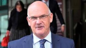 Ex magistrate Simon Cooper