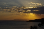 35- Sunset, Lake Macquarie