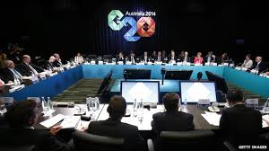 G20 Brisbane Aust. image bbc.com