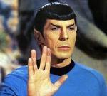 Mr Spock - image blaster.com