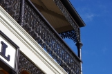 Toronto Hotel verandah detail - image by NoNeg